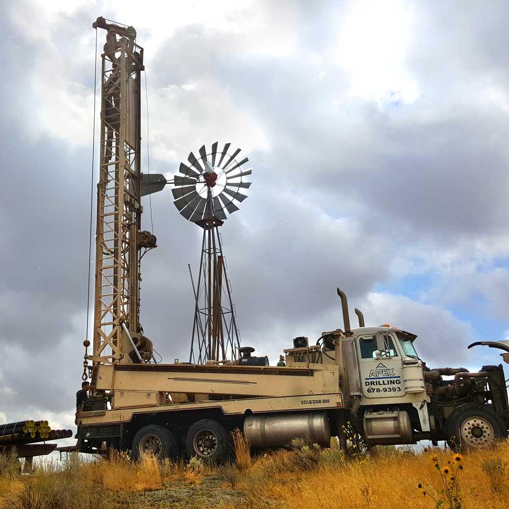 Apex Drilling Rig
