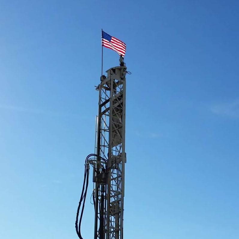 Apex Drilling Rig - Southeast Idaho and Northern Utah Well Drilling