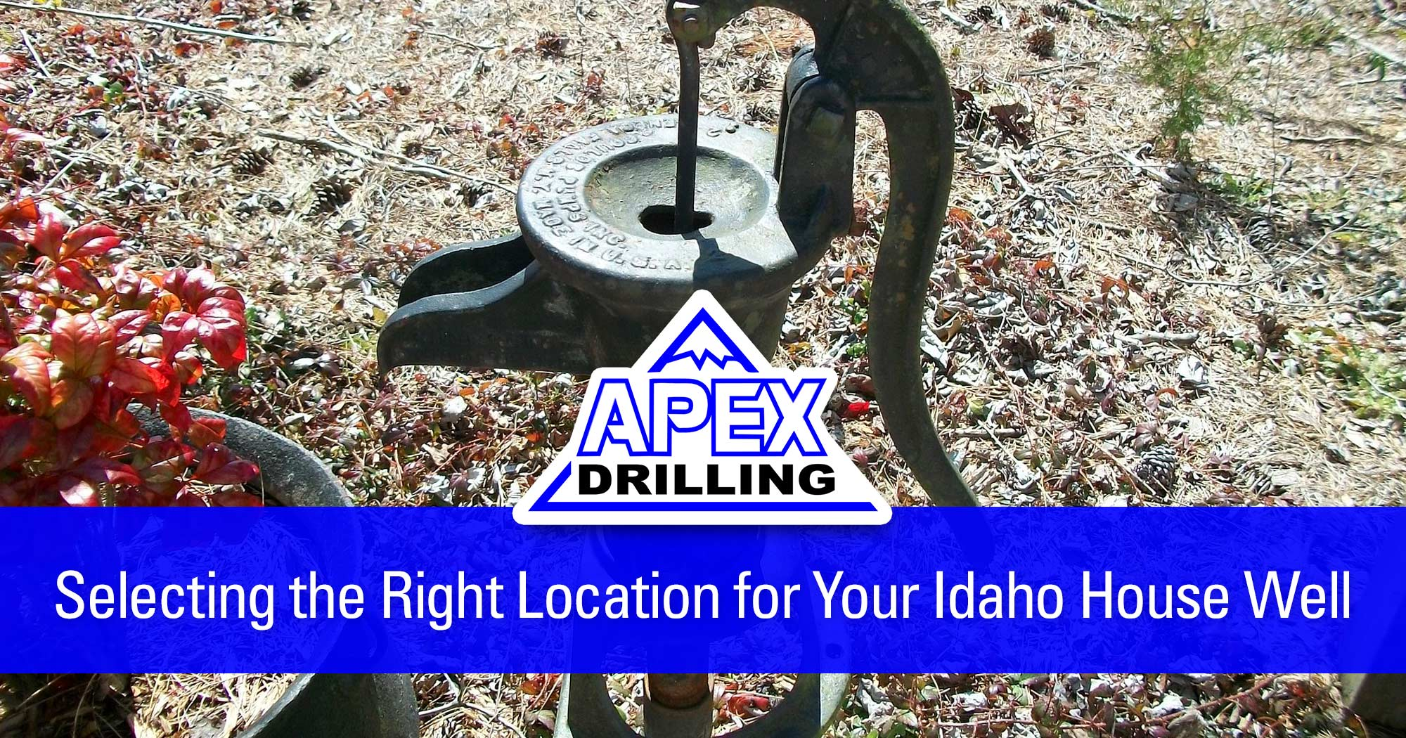 Selecting the Right Location for Your Idaho House Well