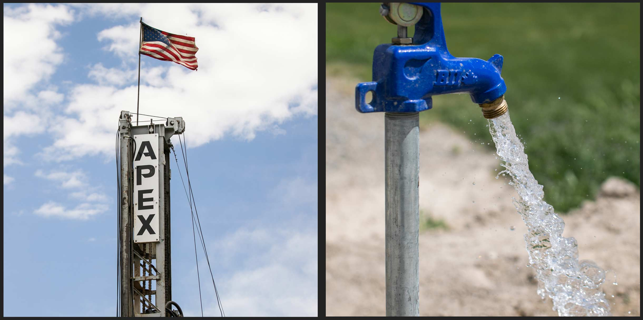 Apex Drilling Burley Idaho - Well Drilling Services - Southern Idaho - Magic Valley Well Driller
